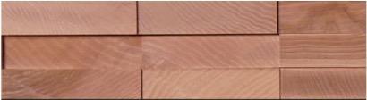 Стеновая панель Ясень Кирпич